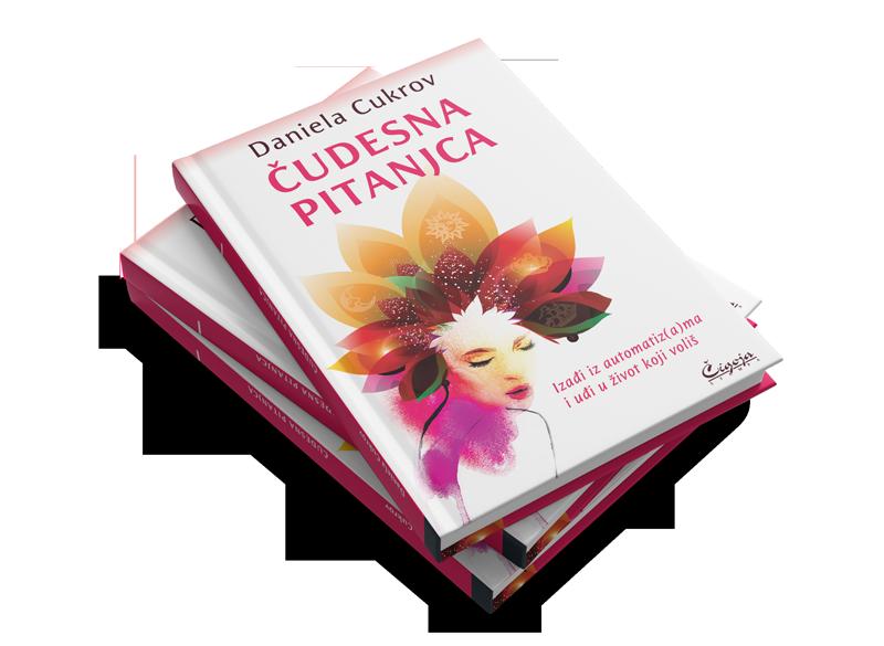 Knjiga Čudesna Pitanjca - Daniela Cukrov