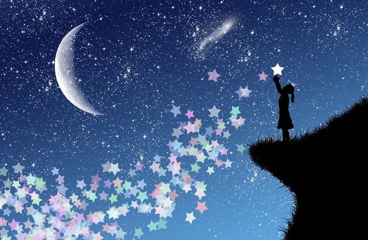 Zvezdama zahvalnosti te posipam